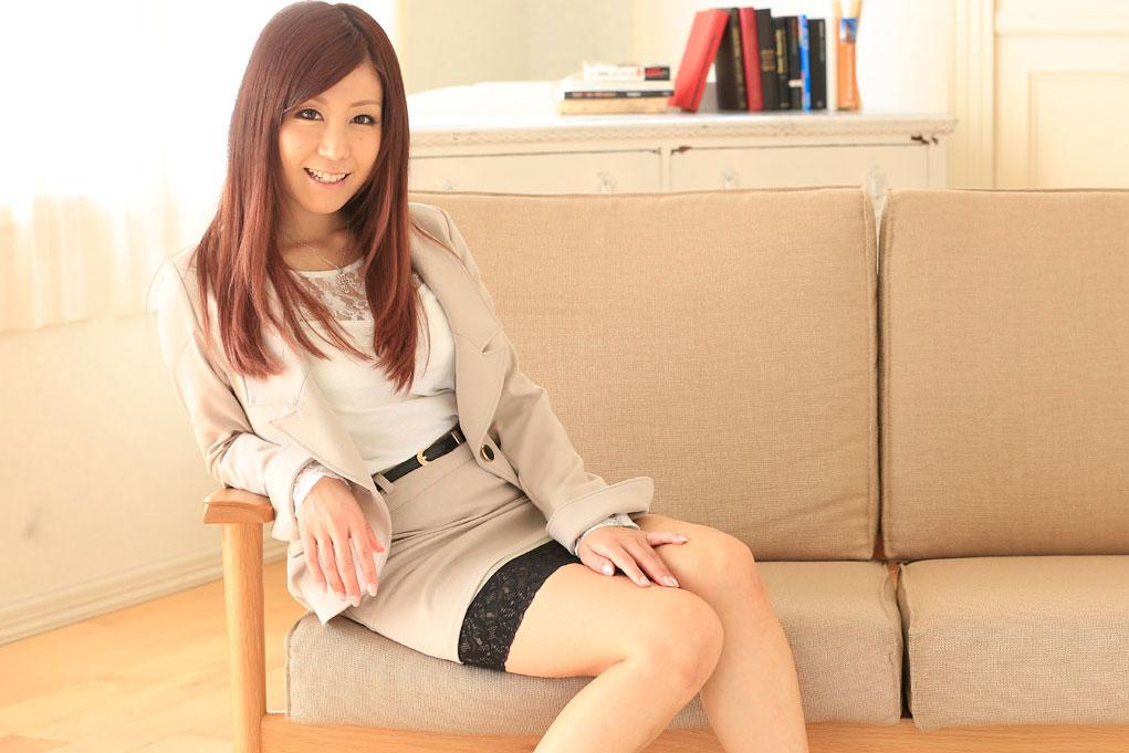 かわいすぎる美熟女・秋野千尋のサンプル画像
